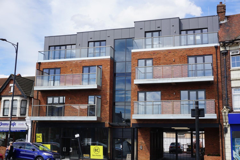 569 London Road Hbs Construction Ltd