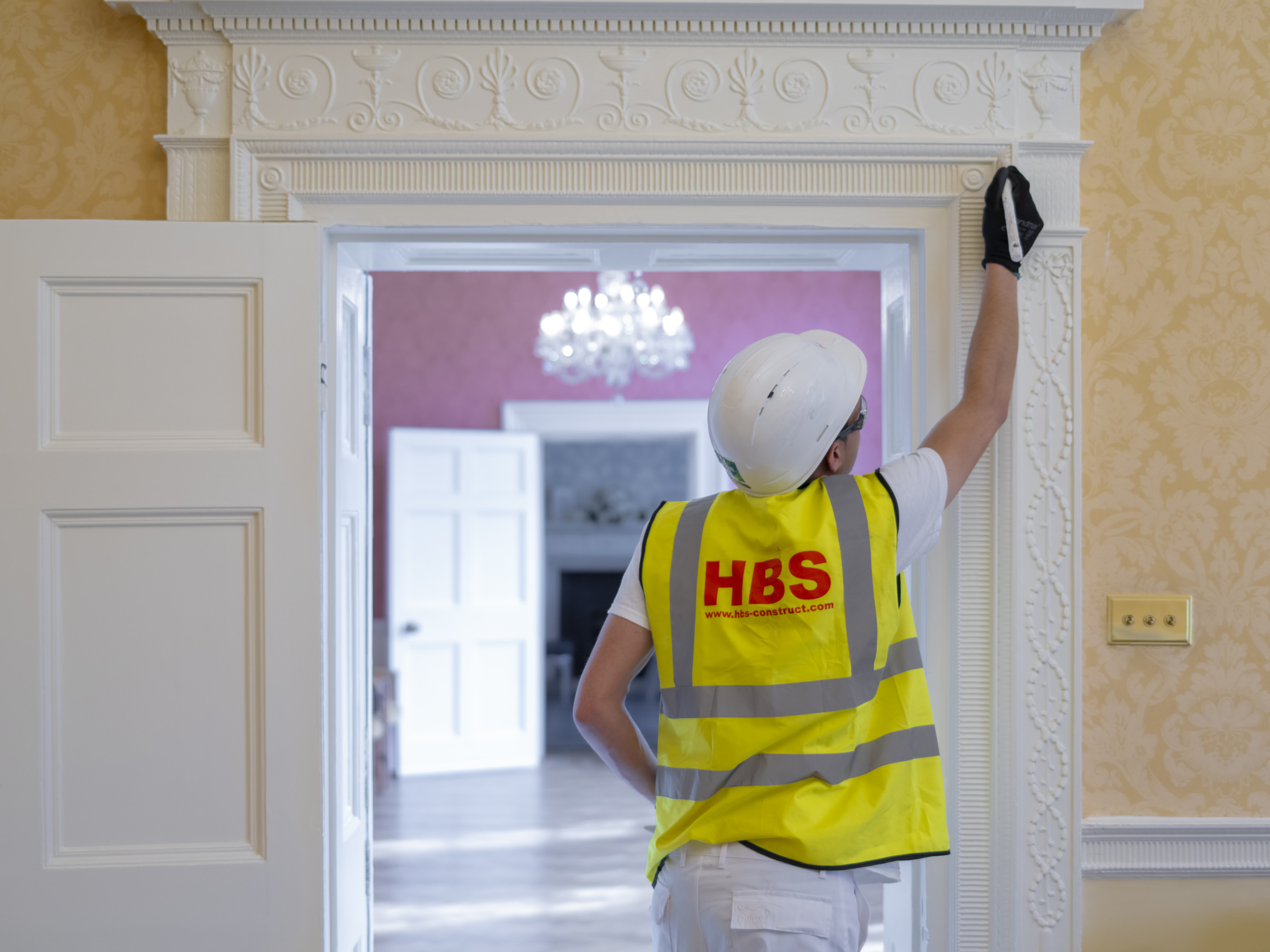 Langtons House Hbs Construction Ltd