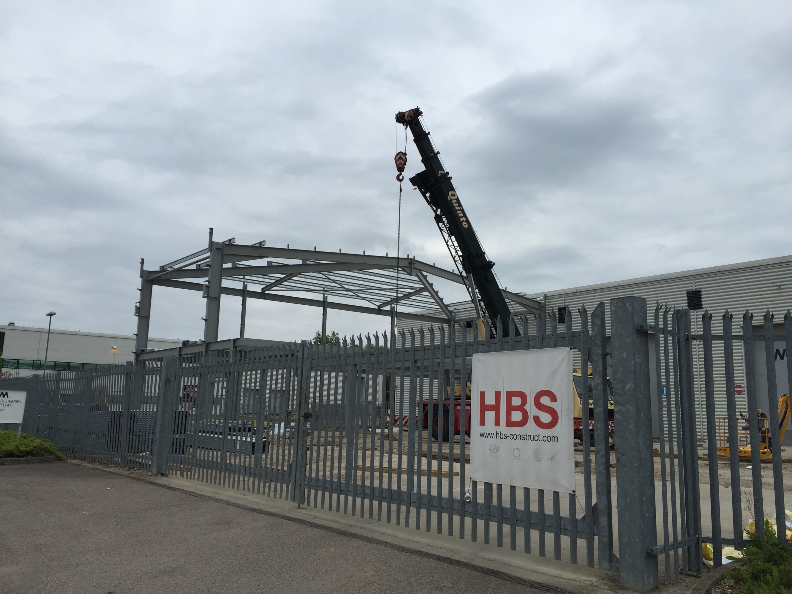 Wcm Europe Hbs Construction Ltd