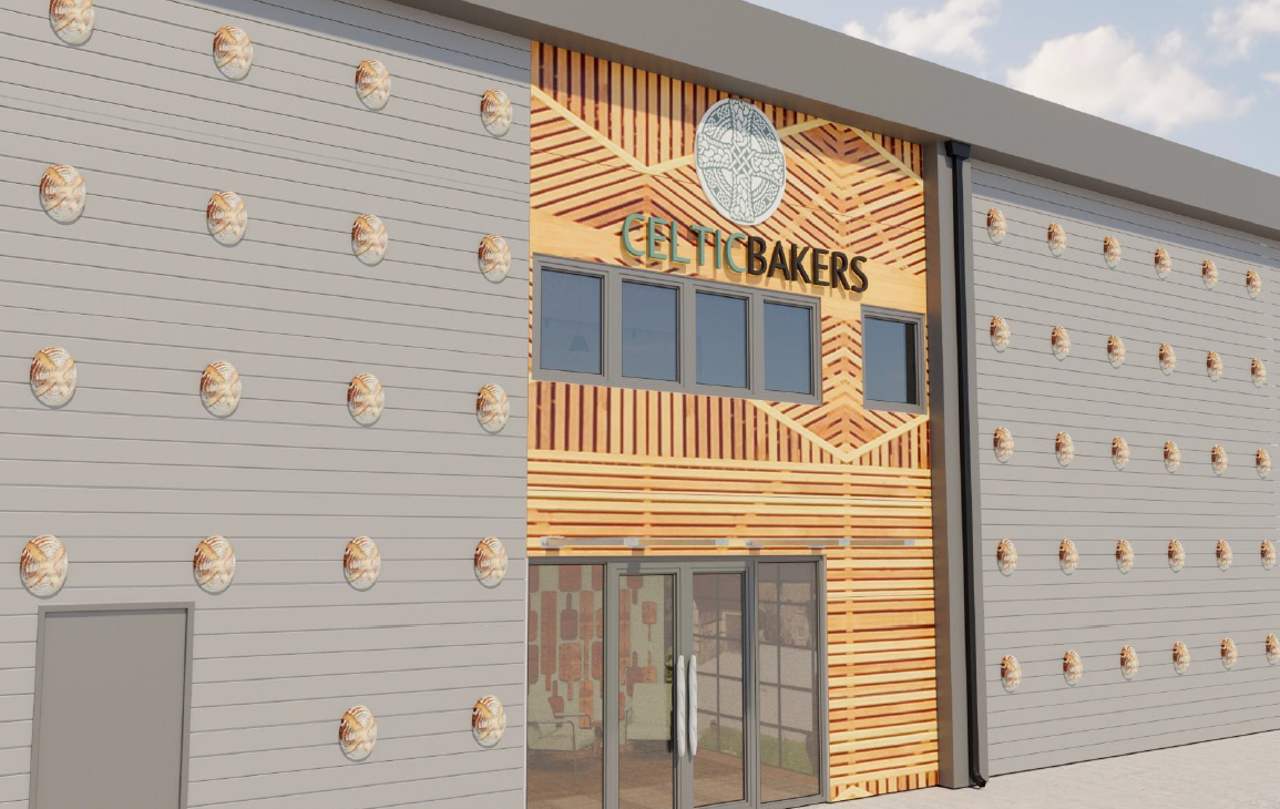 Hbs Appointed At The Celtic Bakers New Production Facility