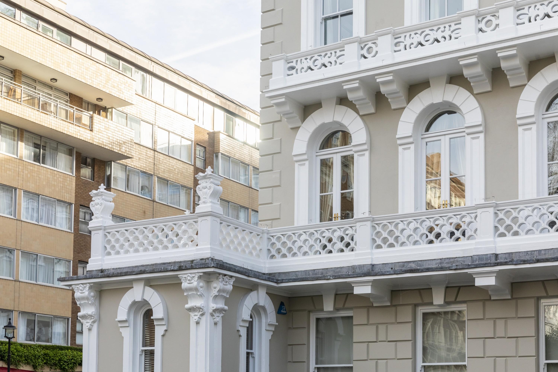Lowndes Court London Hbs Construction Ltd